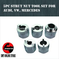 auto repair suspension - Auto Repair Tools Suspension Strut Nut Socket tools For VW Audi Mercedes Benz W203 W209