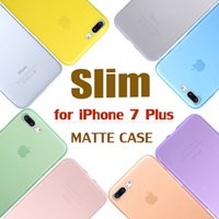 apple iphone lens - 0 mm Ultra Thin Slim Matte Frosted Transparent Clear Soft PP Full Cover Lens Protection Case for iPhone Plus S quot quot MOQ