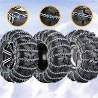 atv tire chains - Snow chains car are ATV series mower tires slip fit
