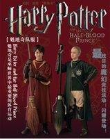 adult cloaks - Adult Halloween Harry Potter Cloak Gryffindor Ravenclaw Slytherin Hufflepuff Magic School Cosplay Costumes Cloaks Robe