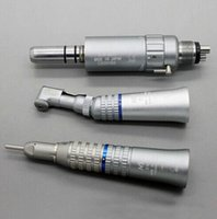 Wholesale Dental Low speed handle set dental materials straight head bending machine air motor polishing machine