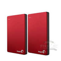Wholesale Seagate Backup Plus polegada T HDD USB3 External Portable Hard Drive for Laptop computer red STDR1000303
