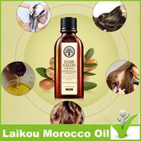 Wholesale 100 PURE LAIKOU ml Morocco argan oil glycerol Nut oil Hairdressing hair care essential moroccan oil
