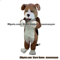 beagle costume - Beagle Dog Mascot Costumes Cartoon Character Adult Sz Real Picture