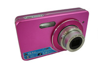 Wholesale 5x optical zoom inch anti shake high definition digital camera gift camera selling foreign trade