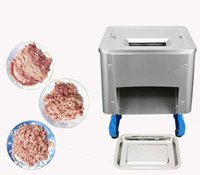 Wholesale 220V kg h Electric Meat Slicer Mincer Stainless Steel Meat Cutting machine