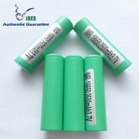 battery guarantee - Authentic Guarantee Samsung R Green Lithium Battery mah a Max Discharger Rechargeable High Drain Battery For E cig Mods
