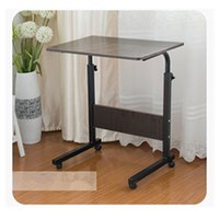 Wholesale Adjustable Laptop Table Desk Stand Bed Portable Tray Notebook Foldable Lapdesk