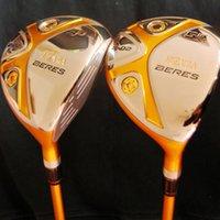 honma golf clubs - New Golf Clubs HONMA S Golf Fairway wood Graphite Golf shafts and Golf headcovers Wood clubs
