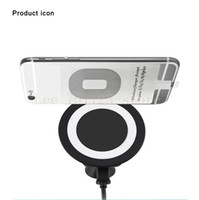 apple iphone utility - New Qi standard wireless charging transmitter utility vehicle charger cradle for the Apple Wireless s6s Samsung and other mobile phone S6S7