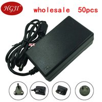 Wholesale new wall charger Adapter V7A Switching Power Supply V AC DC Adapter V4A DC Voltage Regula UK EU AS AU