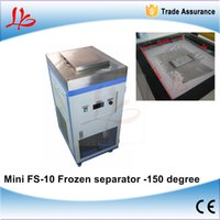 Wholesale New professional bulk separating machine Mini LY FS frozen LCD screen separator minimum minus degree
