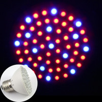 Wholesale 110V V Dimmable Red And Blue LEDS LED Grow Light W E27 SMD For Hydroponics Lighting Plant Vegetables Spot Lamp