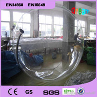 Wholesale 2 m Dia Colorful Inflatable Water Walking Ball Water balloon Zorb Ball Walking On Water Walk Ball Water Ball