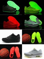 in style shoes - top quality lovers max women and men sneakers running shoes glow in dark cheap price style online for sale