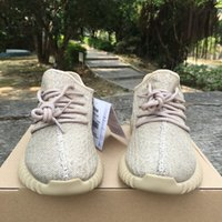 Wholesale 1 High end Kanye shoes Top Quality Breathable Land Light Fashion Man and Women Ultra Boosts with receipt and box