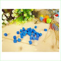 Wholesale 100 Pieces Cube for Board Game Accessory Red Yellow Green Blue Black White