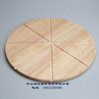 Wholesale Pizza Dish Pizza Board Wood Pizza Dish Inches