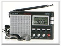 Wholesale Tecsun R Radio FM Stereo AM SW Dual Conversion High Sensitivity World band Receiver R9702 receiver azamerica
