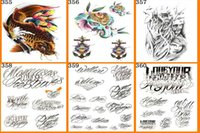 Wholesale like a variety of temporary tattoos are very fashionable have waterproof function