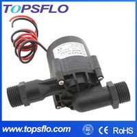 beer manufacture - Hot sale TOPSFLO TL B08H High temperature celsius v DC Brushless circulation Beer brewing kettle manufacture pump