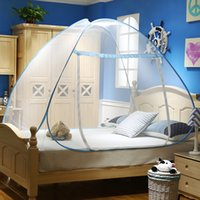 Cheap Hight QC Bedding Canopy Fashion Mosquito Net Tent For All Bed Net Size 3 Size Available
