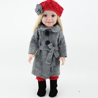 american girl doll boots - New Adora Inch American Friends Doll Toys For Kids With Woolen Coat High Boots Precious Gift
