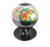 Wholesale Motion Activated Candy Dispenser Battery Powered Candy Nut Snacks Dry Fruit Storage Jar Container for Home Office Bar
