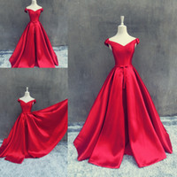 belt photo - 2016 Real Photos Red Carpet Dresses Long Formal Pageant Prom Gowns With Belt Sexy V Neck Ball Gowns Lace Up Vintage Party Evening Gowns