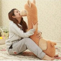 alpaca cloth - new cm Giant Super Lovely Stuffed Soft Plush Alpaca hvbyn8o