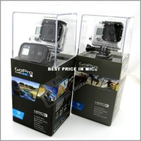 Wholesale ON SALE GoPro HD HERO SILVER EDITION FULL p CAMCORDER HERO3