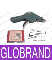 Wholesale NEW Pick Gun Brockhage Downward European Locks Door Lock Pick Locksmith Tool GLO328