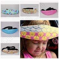 Wholesale 100pcs LLA191 Safety Car Seat Sleep Nap Aid Baby Kids Head Support Holder Belt Adjustable Belt colors