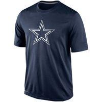 Wholesale NIK Cowboys T Shirts cheap football jerseys Tshirts Dallas navy white grey