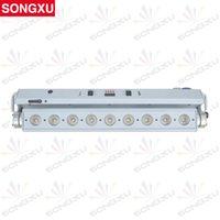 Wholesale SONGXU X18W in RGBWA UV Wireless DMX Battery Powered Bar Light SX WBBL0918