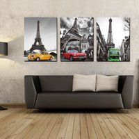 automobile lotus - Wall decoration Unframed Pieces picture Canvas Prints Eiffel Tower automobile car flower peacock Wine Glass Apple Lotus leaf mountain
