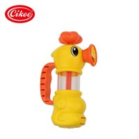 bath shower pump - Children playing in the water baby bath toy duck duck children baby shower sprayChildren playing in the water baby bath toy duck pumping