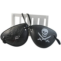 balls goggle - Pirate Eye Patch Halloween Costumes Pirates of the Caribbean Masquerade Accessories Cyclops Goggles Cosplay Party Ball Costume