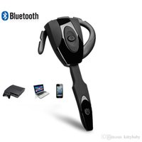 apple gaming pc - New Gaming Headset Bluetooth Headset Wireless Rechargeable Handsfree Headphone Long Standby Earphone for PS3 PC Mobilephone