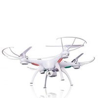 Wholesale X5SW X5SW FPV WIFI RC Drone Quadcopter With Camera Original X5C Upgrade MP GHZ Axis Real Time Toys white