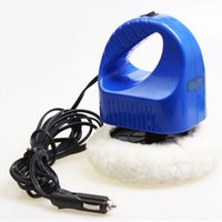 Wholesale Auto Electric new car waxing machine vehicle polishing machine V DC Multipurpose paint care polisher