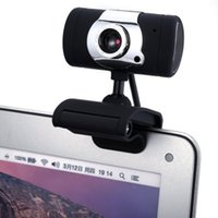 Wholesale A847 Clip on Degree USB Megapixel x HD Camera Webcam with MIC