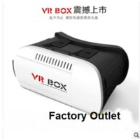 Wholesale VR BOX3D Mirror virtual reality head mounted VR CASE glasses glasses vrbox phone Storm II