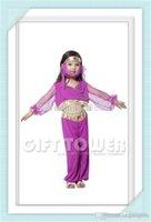 arabian costumes men - Arabian princess dress Children s Day Halloween Cosplay Clothing Children Theatrical Costume Female