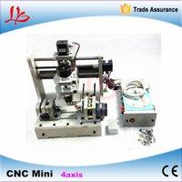 Wholesale Cheap LY DIY mini CNC axis router mini CNC milling machine free tax to RU EU