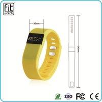 Wholesale TW64 tracking sleeping walking alarming smart fitness and sport bluetooth smart bracelet