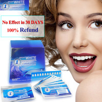 Wholesale With Box Teeth Whitening Strips Whitestrips Pouches Hour Express Advanced Technology Dry Peeling D White Strips