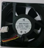 Wholesale Melco MMF D24TS RM9 Square Cooling Fan with V A wires For Inverter ABB PLC