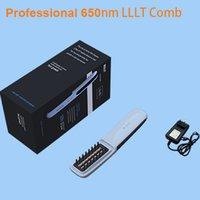 diode laser - Hair Growth Laser Hair Comb Low Level Laser Treatment Anti Hair Loss Fast Hair Regrowth Hair Follicle Stimulator