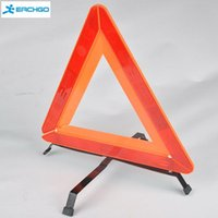 aircraft signs - Car Reflective emergency tripod Parking warning aircraft Road warning signs Emergency folding Warning Triangles